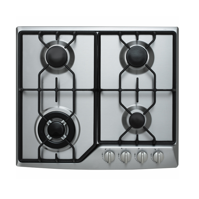 Gas deluxe cooktop 600mm