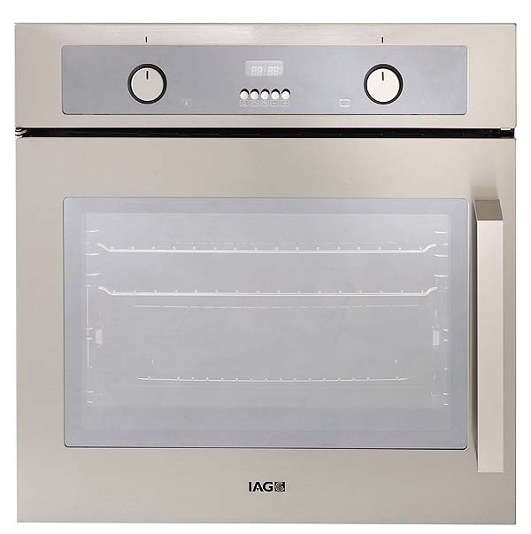 Multi Function Programmable Hinged Door Oven 60cm
