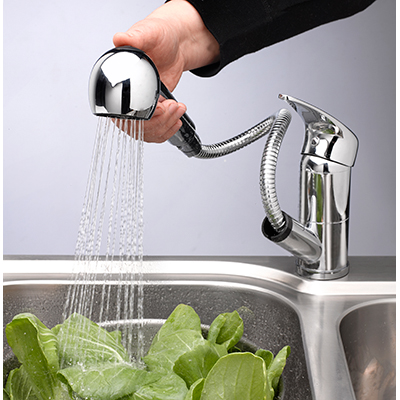 Washer Mixer tap with Spray