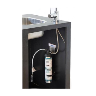 Water Filter Hi Flow In Line Water Filtration System