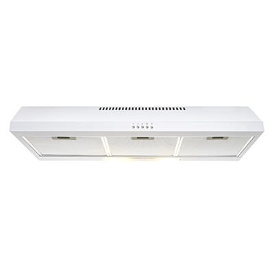 Fixed Rangehood white 900mm