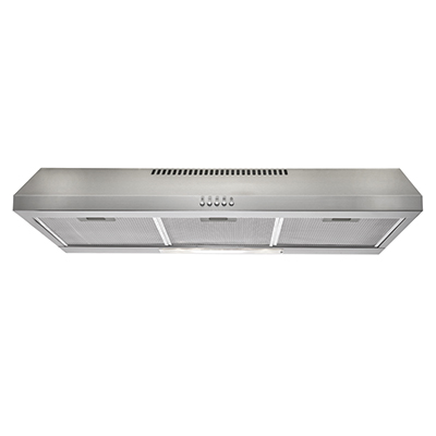 Fixed Rangehood stainless steel 900mm